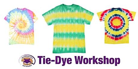 Tie-Dye  T-Shirt Workshop tickets