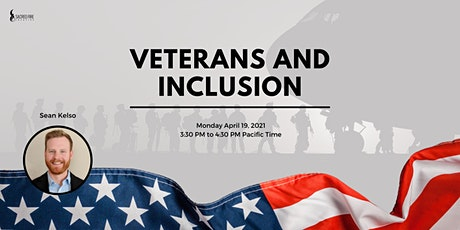 Veterans and Inclusion with Sean Kelso tickets