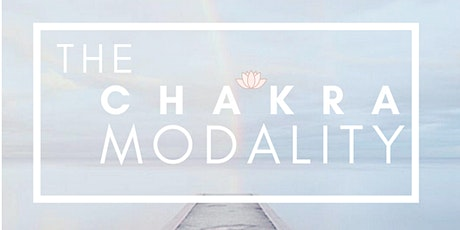 The Chakra Modality tickets