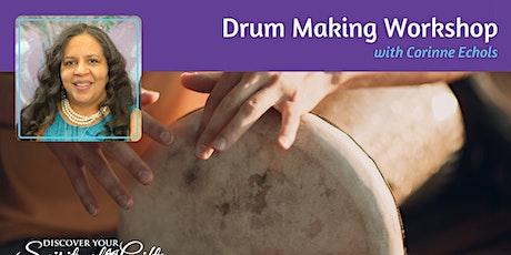 Drum Making Workshop tickets