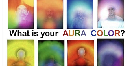 Aura Reading & Energy Healing - 45 Minutes tickets