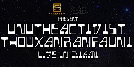 UnoTheActivist & Thouxanbanfauni Live in Concert tickets