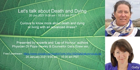Let's Talk about Death and Dying tickets