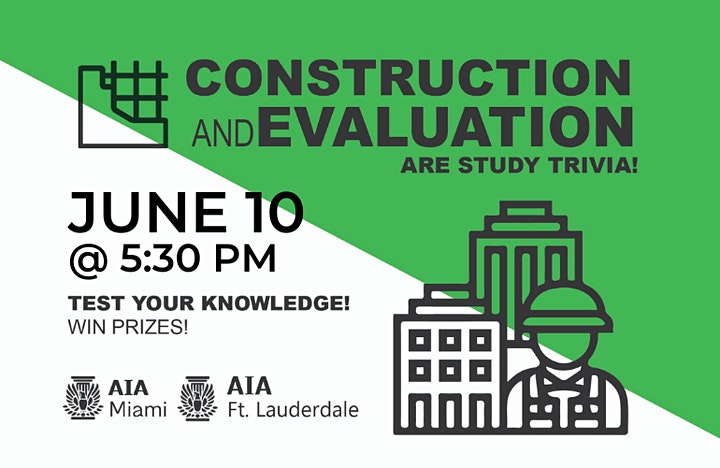 ARE Trivia Session: Construction & Evaluation image