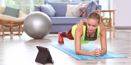 Clinical Pilates @home tickets