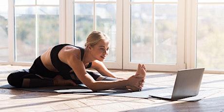 Yoga @home bilhetes