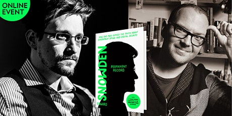 EDWARD SNOWDEN IN CONVERSATION WITH CORY DOCTOROW tickets