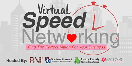 SPEED Networking 2021 - Virtual tickets
