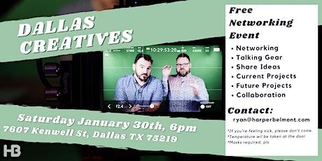 Dallas Creatives - Networking tickets