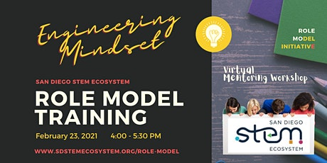 Virtual Mentoring Workshop: Engineering Mindset tickets