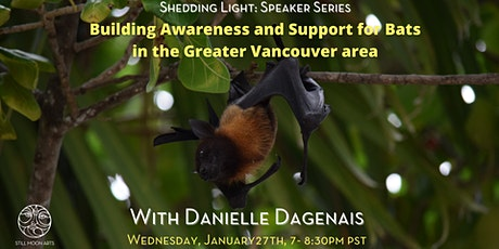 Building Awareness and Support for Bats in the Greater Vancouver Area tickets