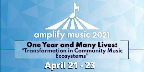 Amplify Music 2021 tickets