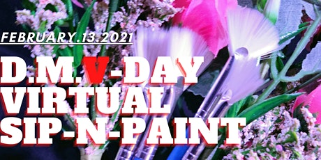 DMV-Day Virtual Sip-n-Paint tickets