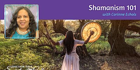 Shamanism 101 Series tickets