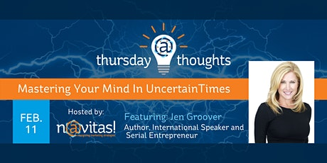 Mastering Your Mind In Uncertain Times tickets