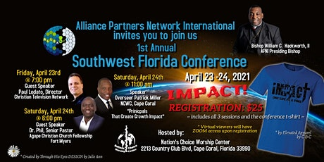 1st Annual Southwest Florida Conference tickets