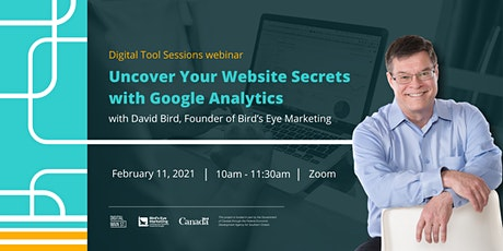 Uncover Your Website Secrets with Google Analytics tickets