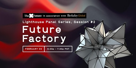 Future Factories (The Lighthouse panel series) biglietti