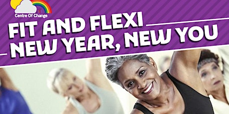 Fit and Flexi: New Year, New You tickets