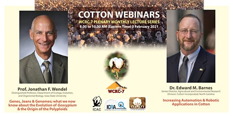 COTTON WEBINARS tickets