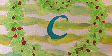 Painting on Mini Silk Kerchief (Virginia LaMont Naegeli) tickets