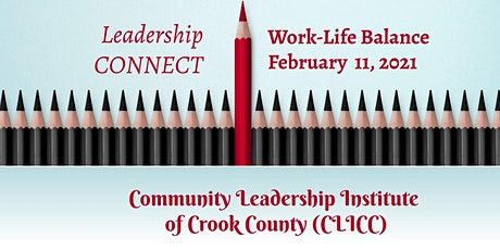 Crook County Foundation - Leadership CONNECT Feb 2021 tickets