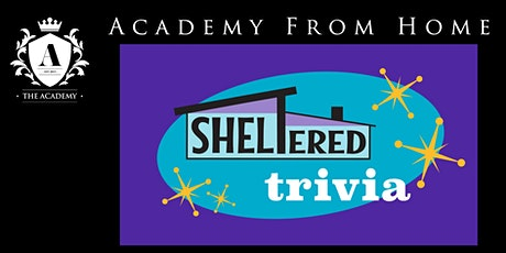 Academy From Home: Sheltered Trivia w/ Richard Lonsdorf tickets