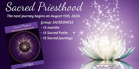 Sacred Priesthood Mystery School (1 of 13) - Divine Group tickets