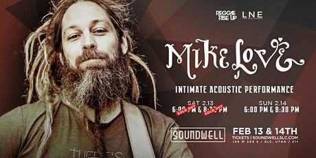 Mike Love - Solo Acoustic [Sunday Show - 8:30PM] tickets