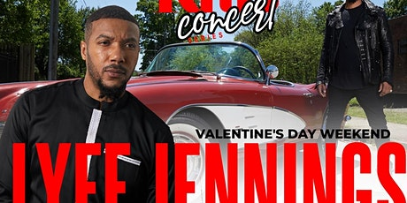 Lyfe Jenning Live | Valentine's Weekend | Grooves' RnB Concert Series tickets