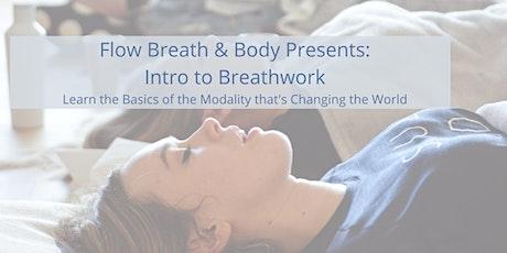 Intro to Breathwork tickets
