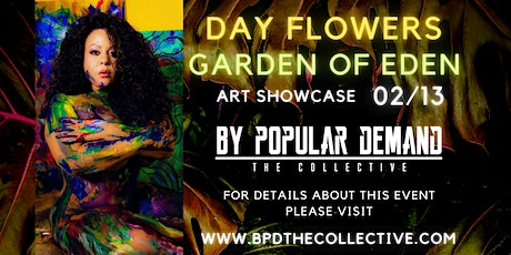 By Popular Demand The Collective  - Garden of Eden tickets