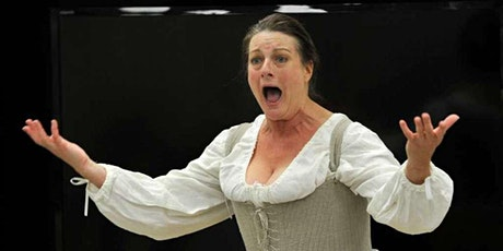 Virgina Wolf as the accused witch Mary Barnes of Farmington, CT tickets