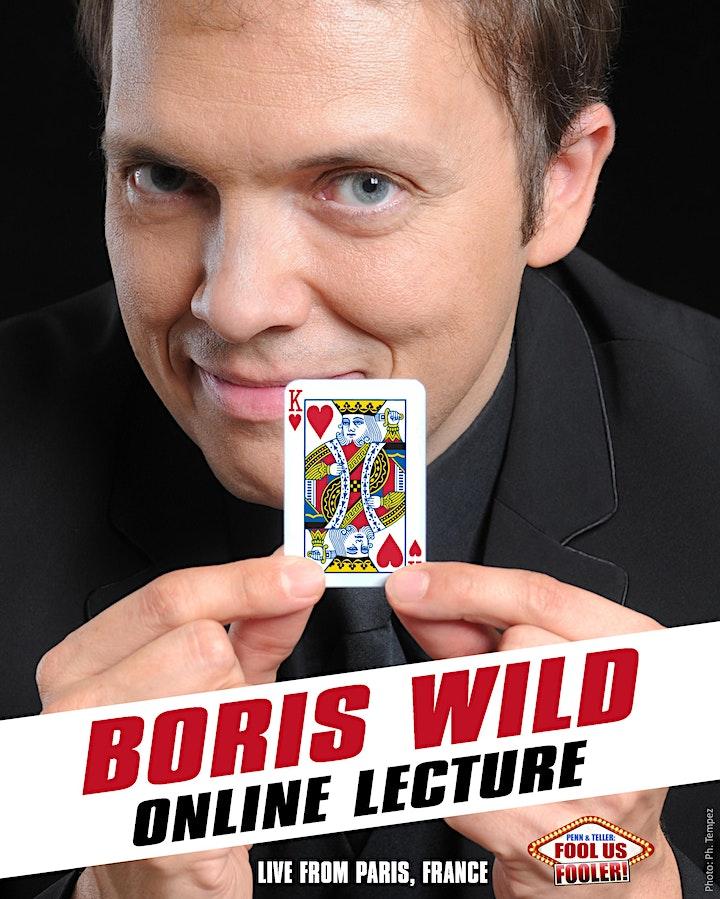 Boris Wild - Virtual Lecture image