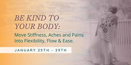 Be Kind To Your Body: 5 Day Series tickets