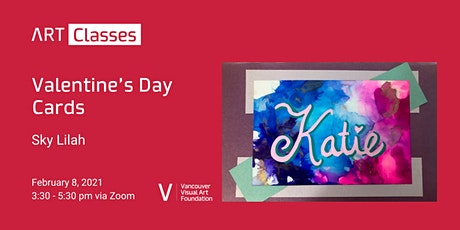Valentine's Day Cards Art Class tickets