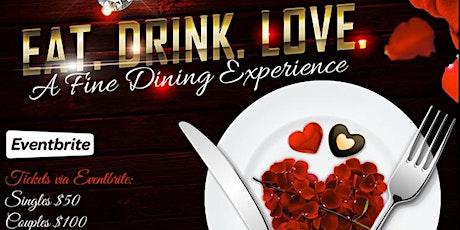 EAT.DRINK.LOVE. tickets
