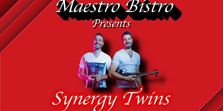 Valentines Day Dinner Show with the Synergy Twins (1st Seating) tickets