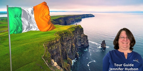 Virtual Exploration of Ireland's Music, Culture, & Lore tickets