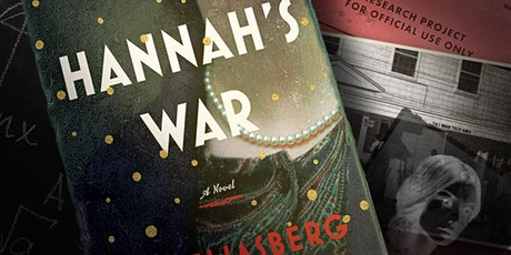 Author Event: Hannah's War with Jan Eliasberg tickets