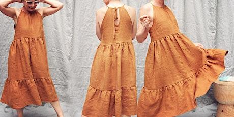 Sew the Summer Fling Dress tickets