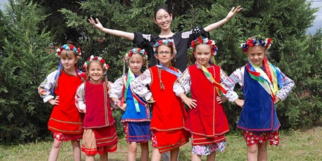 Ukrainian Dance Trial Day (FREE event) tickets