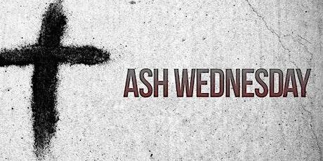 Ash Wednesday Services set at St. Luke's Episcopal Church tickets