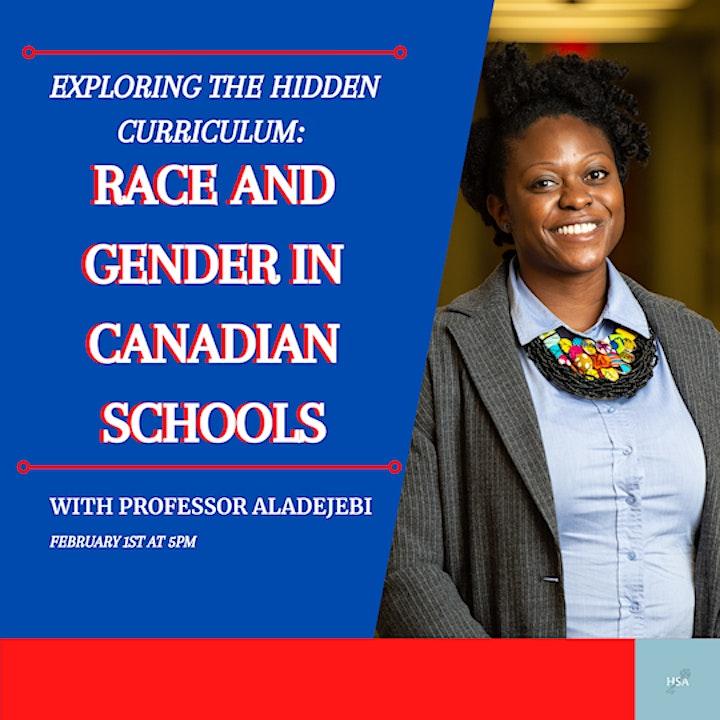 Exploring the Hidden Curriculum: Race and Gender in Canadian Schools image