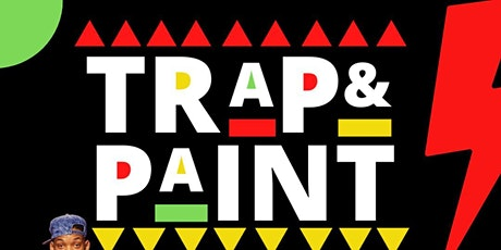 """Trap & Paint """"90's Party"""" tickets"""