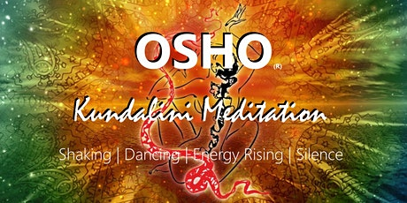 Osho Kundalini Meditation tickets