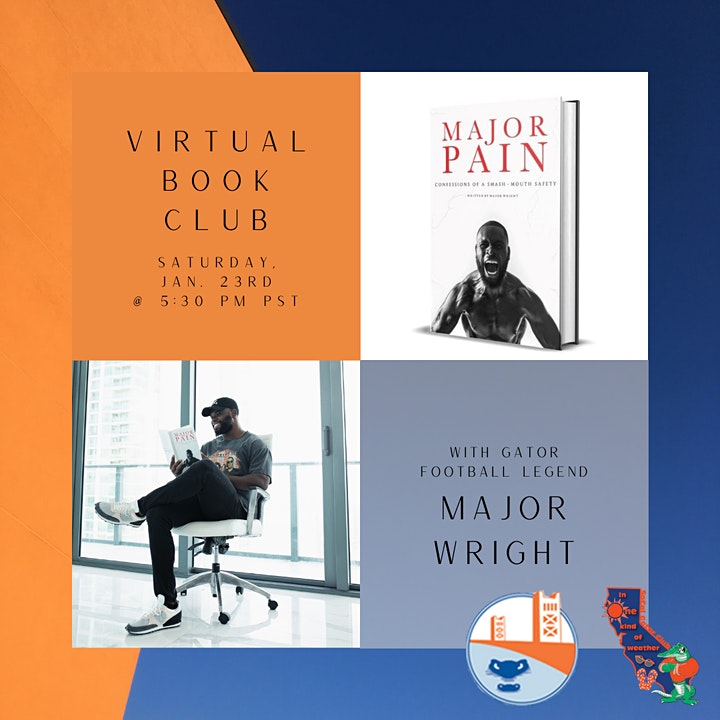 Major Wright Book Club Event image