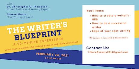 The Writer's Blueprint tickets