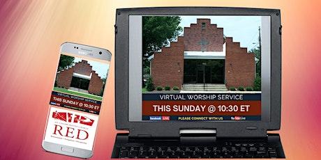 Mount Calvary Baptist Church Virtual Sunday Worship Service tickets