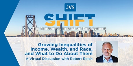 Growing Inequalities of Income, Wealth, and Race, and What to Do About Them tickets
